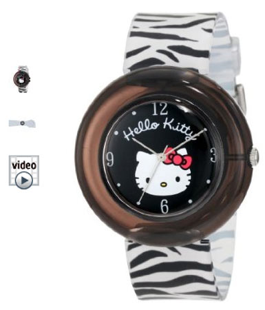 HEllo Kitty 2012 watch for women