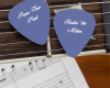 personalized guitar pics